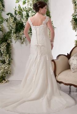 PLUS SIZE_Blush Bridal