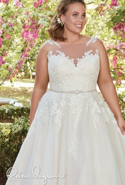 PLUS SIZE_Blush Bridal14