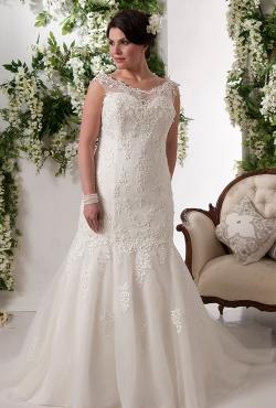 PLUS SIZE_Blush Bridal2