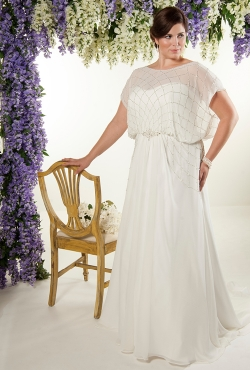 PLUS SIZE_Blush Bridal3