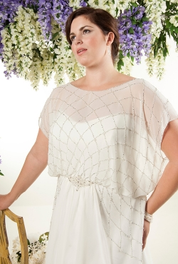 PLUS SIZE_Blush Bridal4