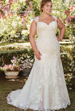 PLUS SIZE_Blush Bridal12